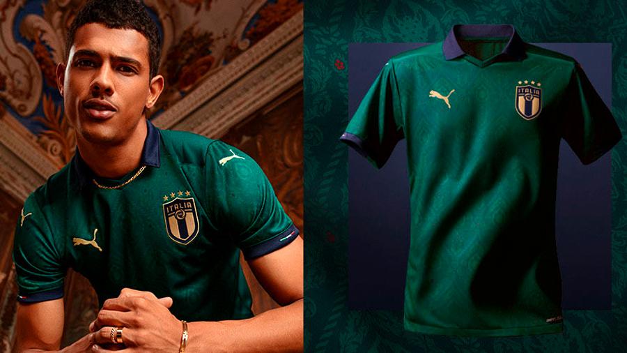 football italy jersey puma พูม่า ฟุตบอล อิตาลี
