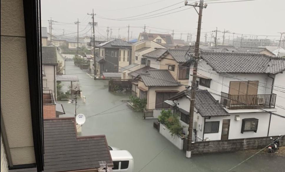 ข่าวสดวันนี้ น้ำท่วมญี่ปุ่น พายุไต้ฝุ่นฮากิบิส