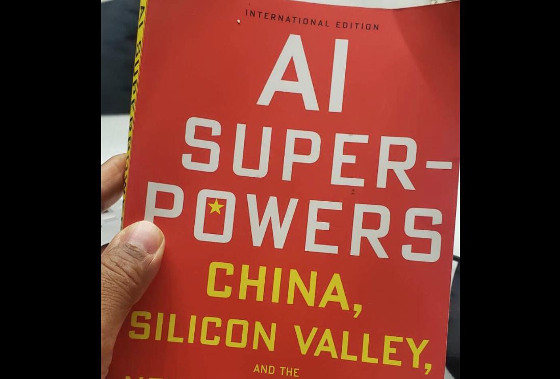 ข่าวสดวันนี้ ชัชชาติ สิทธิพันธุ์ หนังสือ AI Superpowers