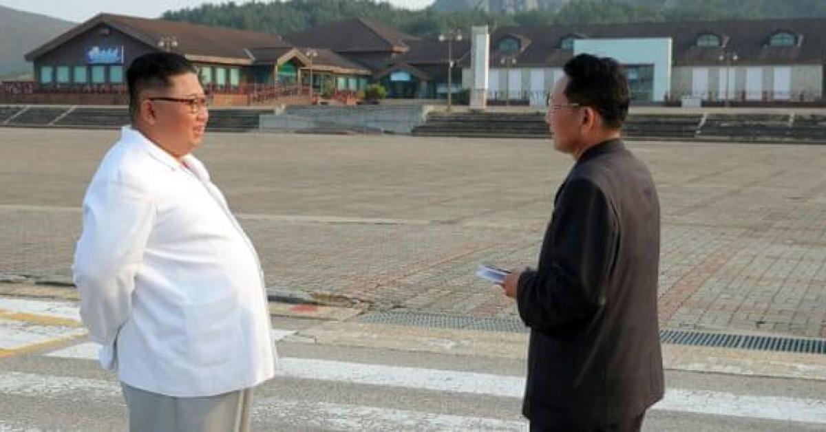 ข่าวสดวันนี้ คิม จอง อึน เกาหลีเหนือ เกาหลีใต้