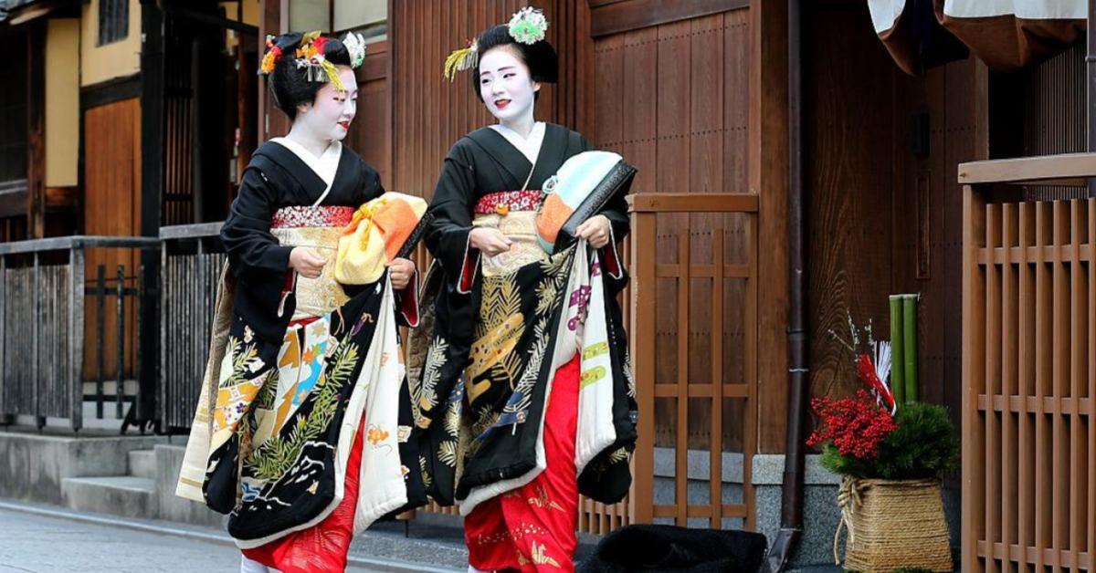 ข่าวสดวันนี้ ญี่ปุ่น ย่านเกอิชา