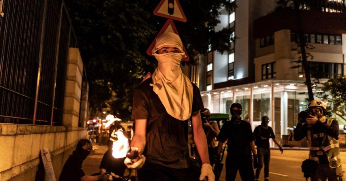 กระสุนจริง ข่าวสดวันนี้ ประท้วงฮ่องกง