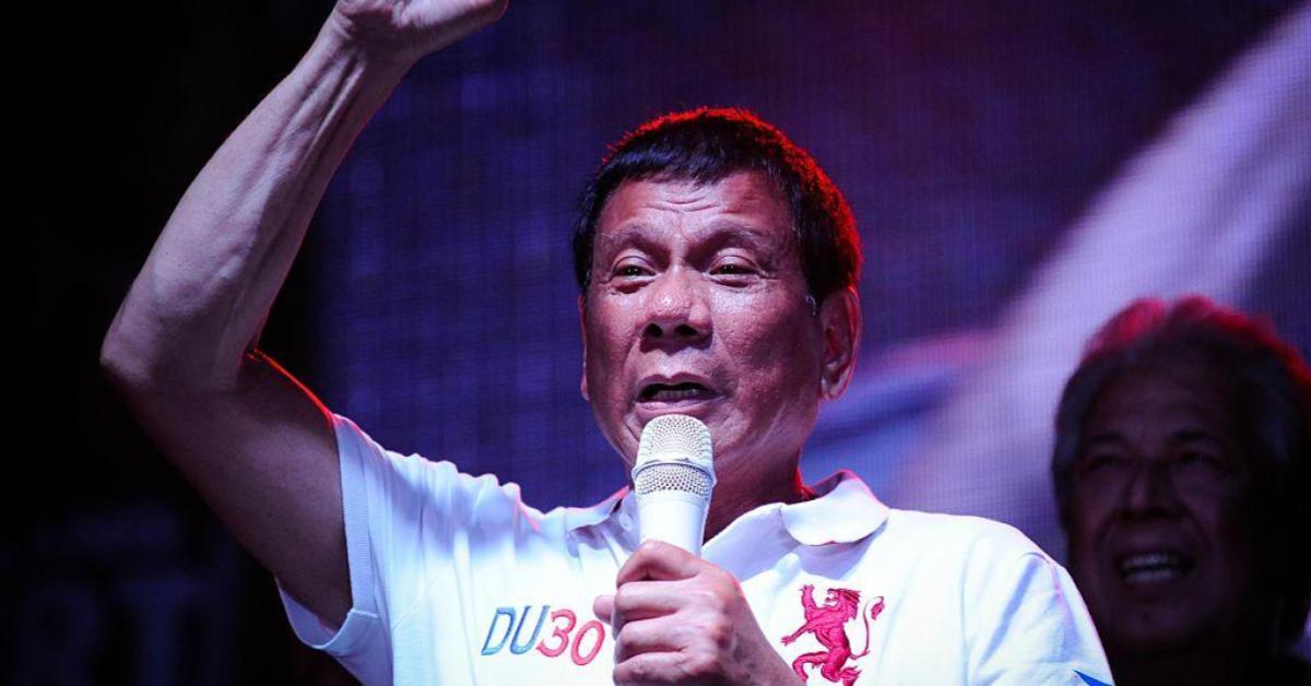 ข่าวสดวันนี้ ฟิลิปปินส์ โรดรีโก ดูแตร์เต