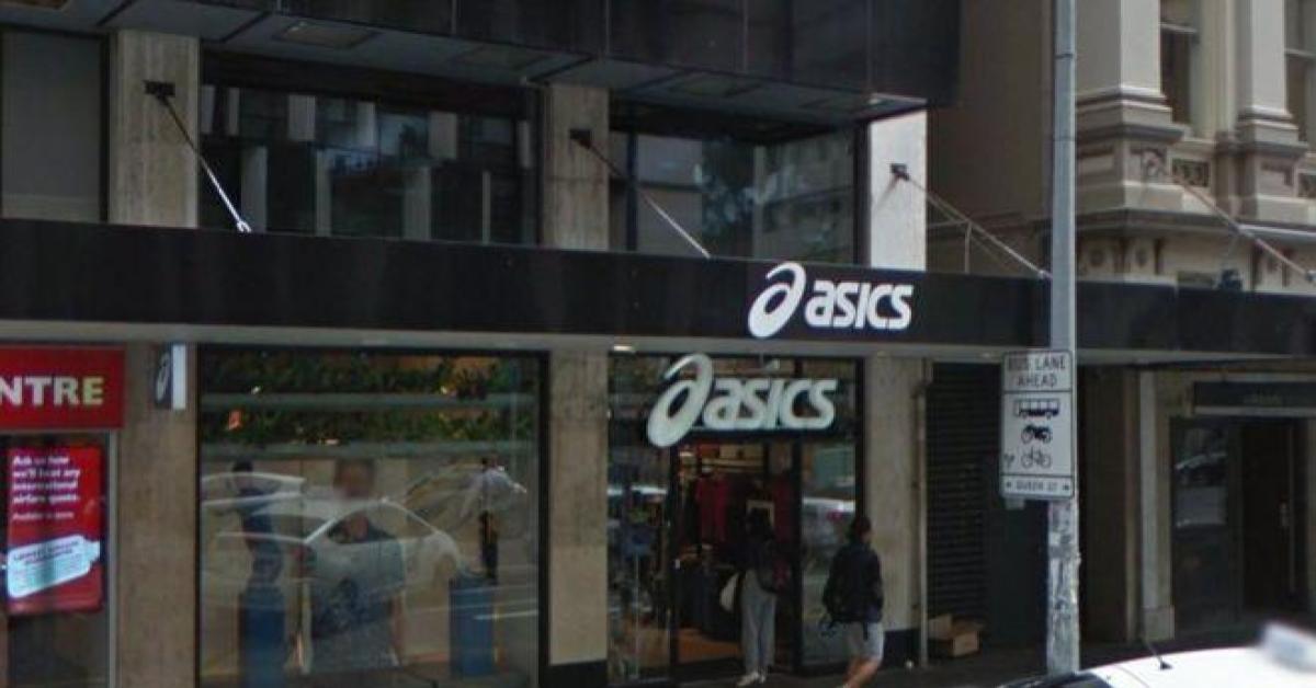 ASICS ข่าวสดวันนี้ หนังโป๊