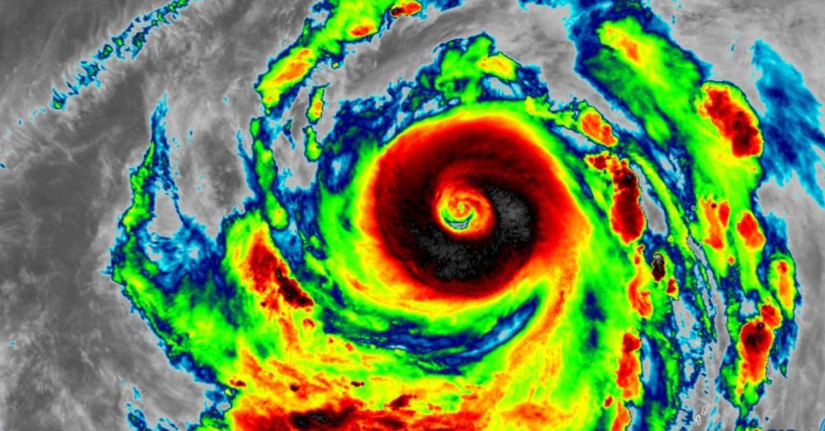ข่าวสดวันนีิ ซูเปอร์ไต้ฝุ่นฮากิบิส เกาะกวม