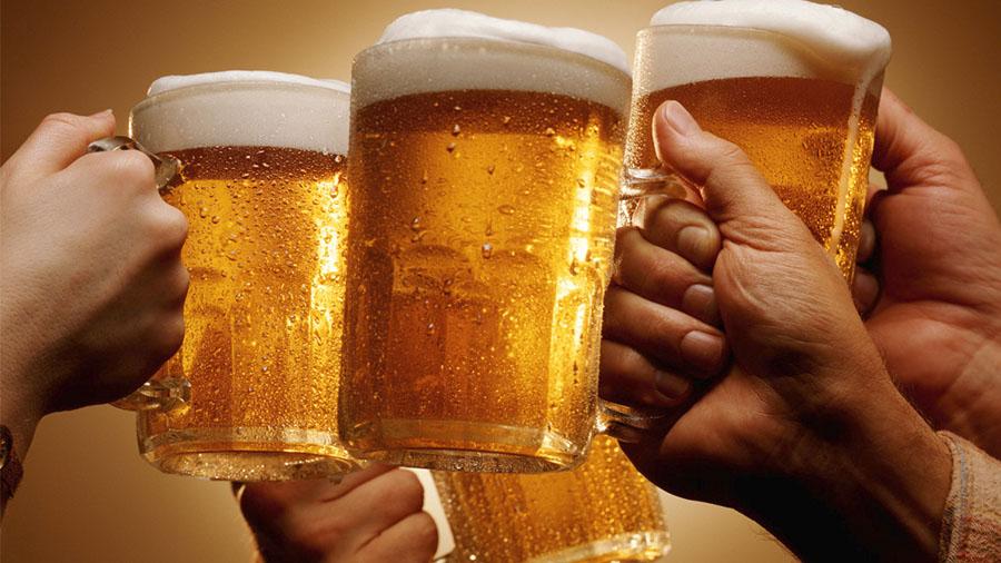 อายุยืน เครื่องดื่มแอลกอฮอล์ เบียร์ เหล้า ไวน์
