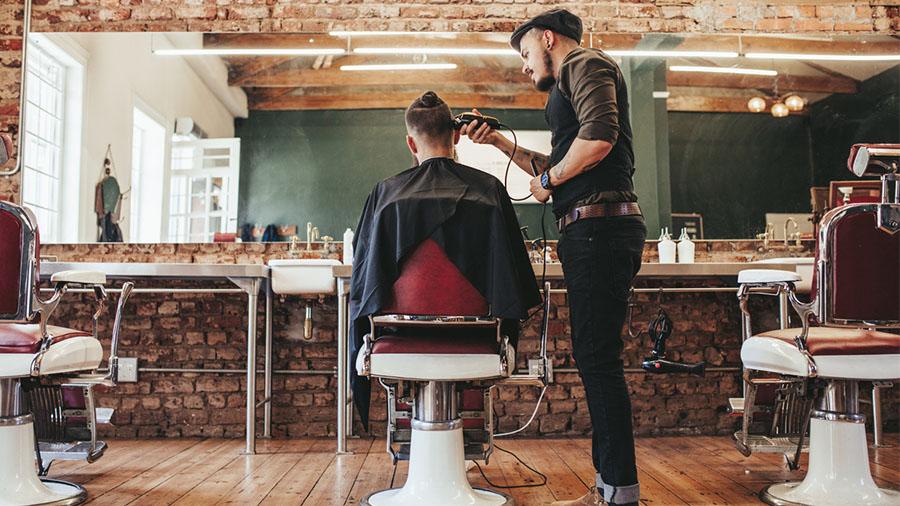 ช่างตัดผม ตัดผม ทรงผม ทรงผมผู้ชาย ร้านตัดผม