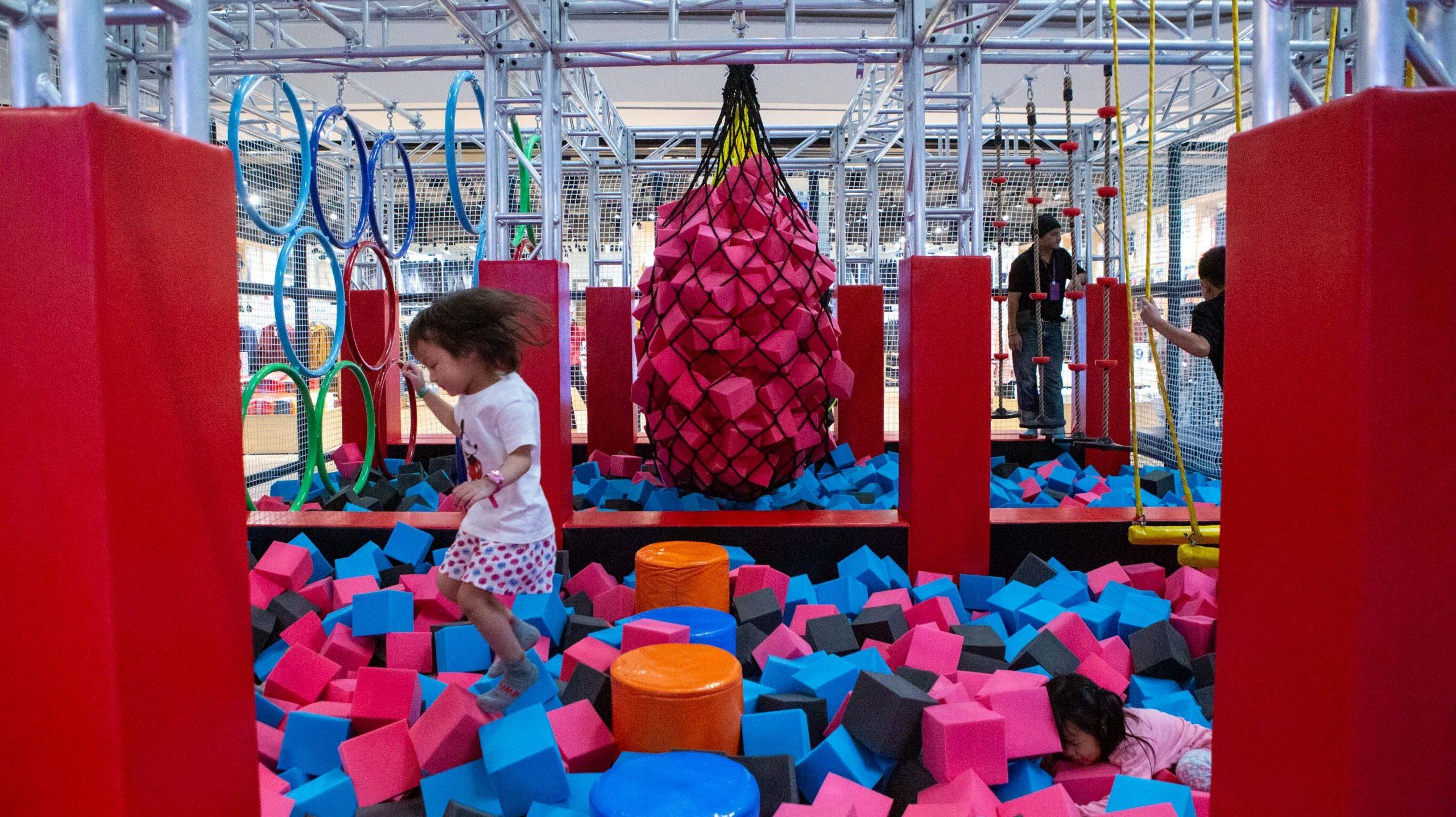 สวนสนุก สวนสนุกติดแอร์ เครื่องเป่าลม เครื่องเล่น เครื่องเล่นครอบครัว เครื่องเล่นเด็ก แน็ค