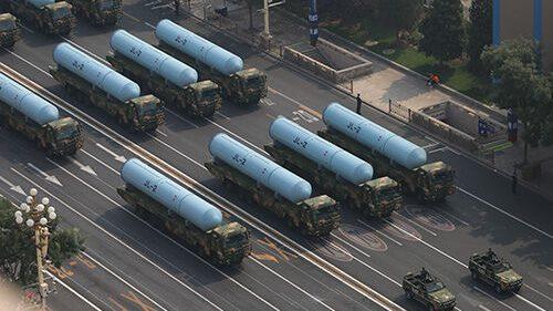 ข่าวจีน ข่าวสดวันนี้ ขีปนาวุธจีน