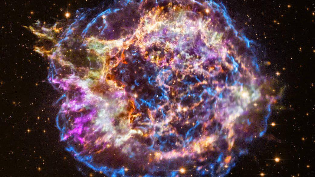ข่าวสดวันนี้ ซุปเปอร์โนวา ดาวแคสซิโอเปีย เอ สถาบันวิจัยดาราศาสตร์