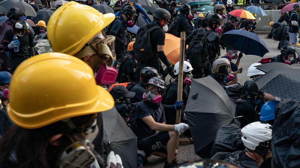ข่าวสดวันนี้ ชุมนุมฮ่องกง ฮ่องกง