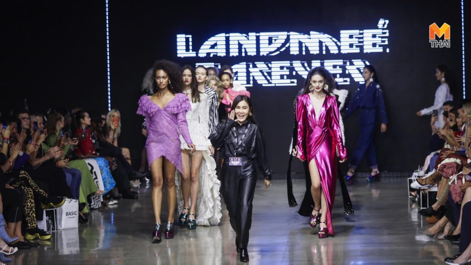 LA Fashion Week landmee เนตรดาว วัฒนะสิมากร แฟชั่นโชว์