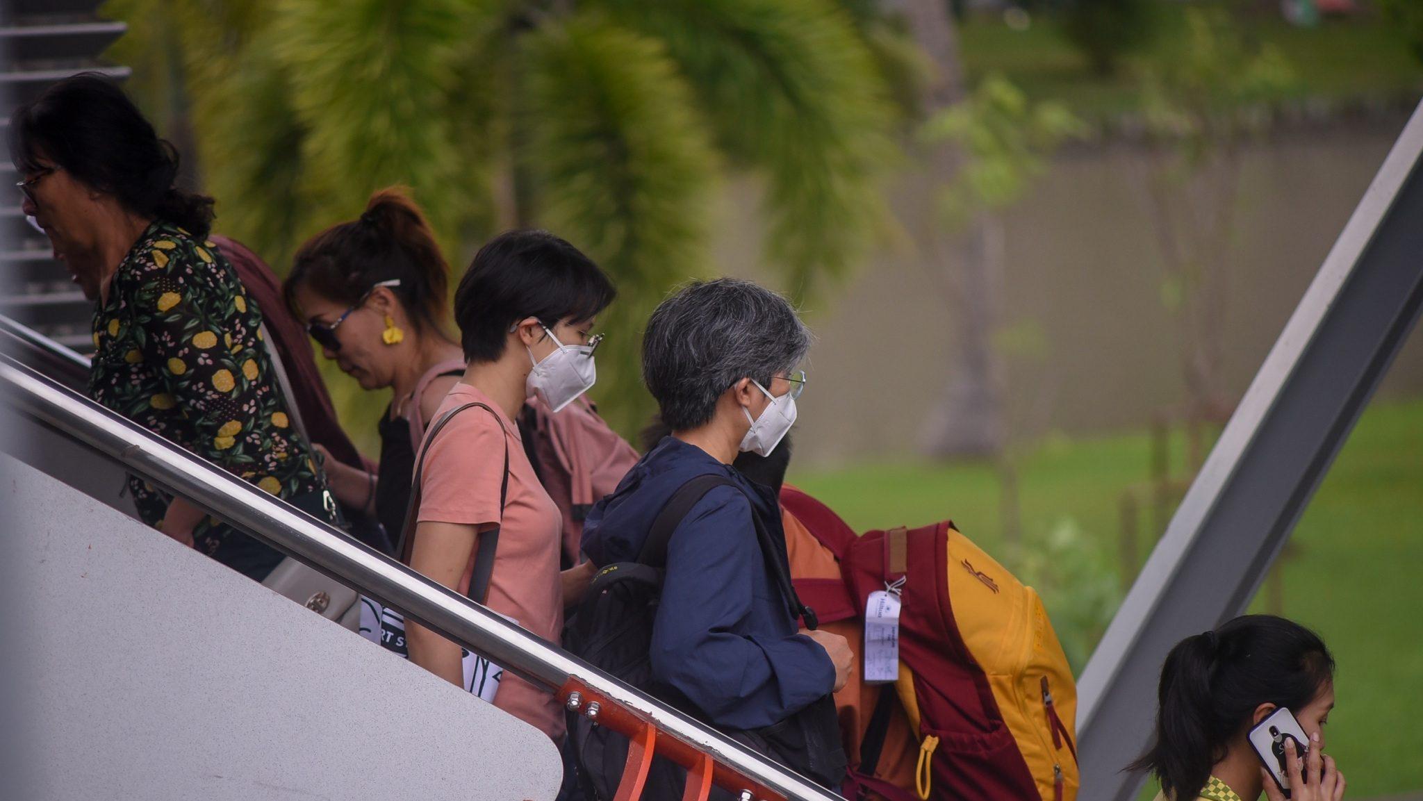 PM2.5 ข่าวสดวันนี้ ฝุ่นพิษ