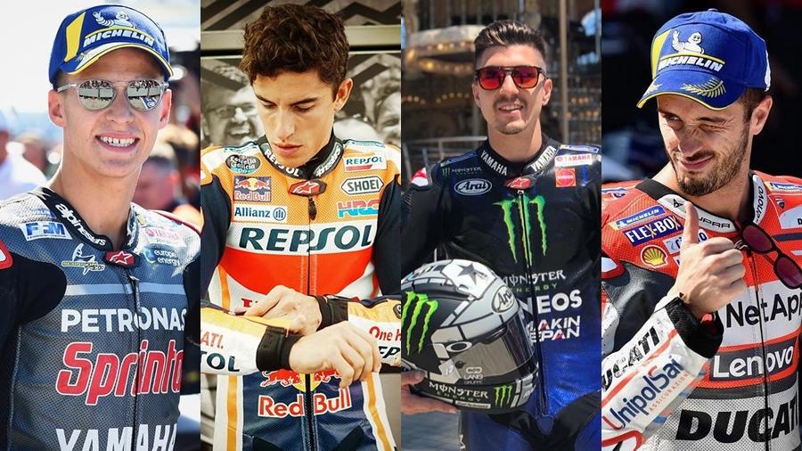 Jorge Lorenzo Marc Marquez motogp Valentino Rossi มอเตอร์ไซค์ชิงแชมป์โลก หนุ่มหล่อ