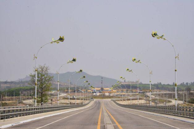 ข่าวสดวันนี้ สะพานมิตรภาพไทยเมียนมา