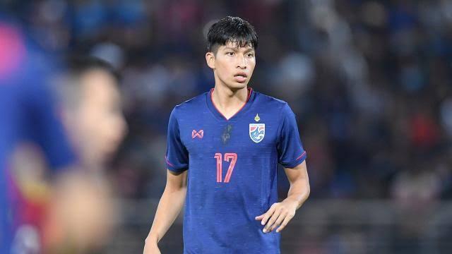 ทีมชาติไทยคัดบอลโลก2022 ธนบูรณ์ เกษารัตน์