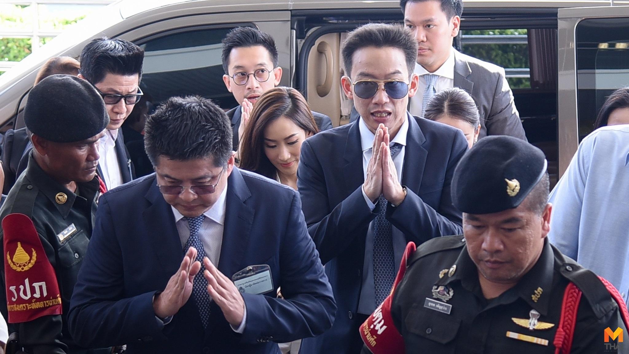 คดีปล่อยกู้กรุงไทย โอ๊ค พานทองแท้
