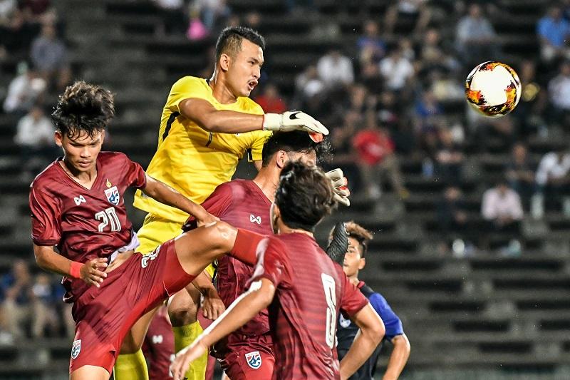 คัดเอเชีย ยู19ทีมชาติไทย