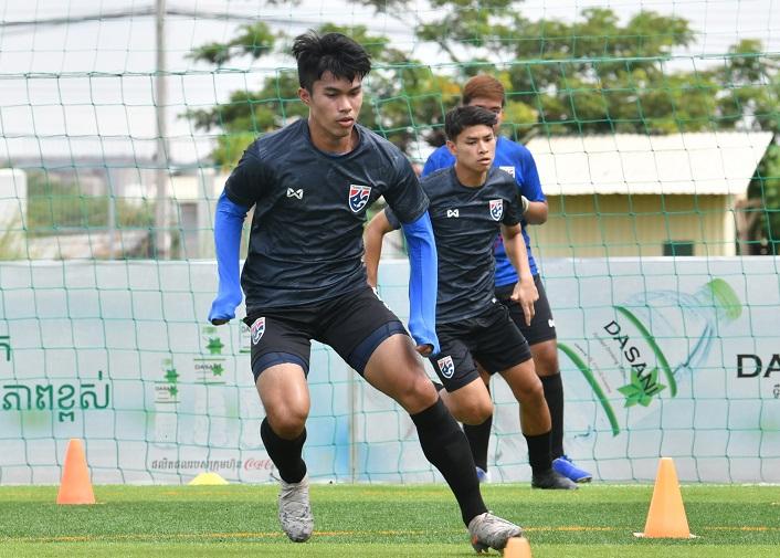 19ปีทีมชาติไทย คัดเอเชีย