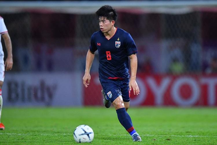 ทีมชาติไทยคัดบอลโลก2022 เอกนิษฐ์ ปัญญา