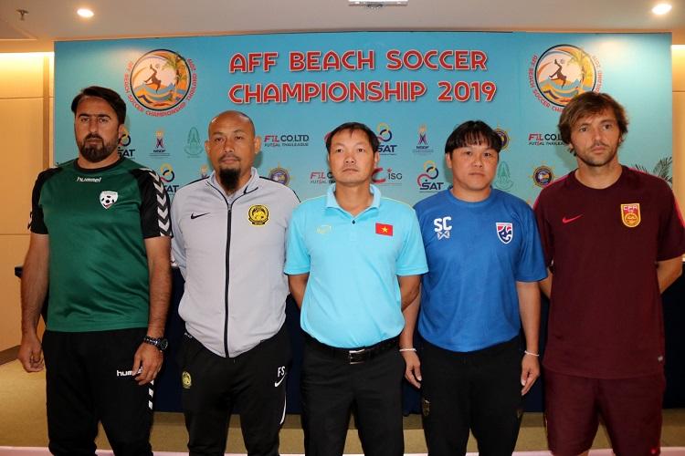 ฟุตบอลชายหาดชิงแชมป์อาเซียน 2019