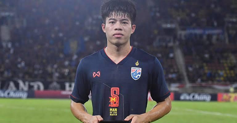 ทีมชาติไทยชุดซีเกมส์2019 เอกนิษฐ์ ปัญญา