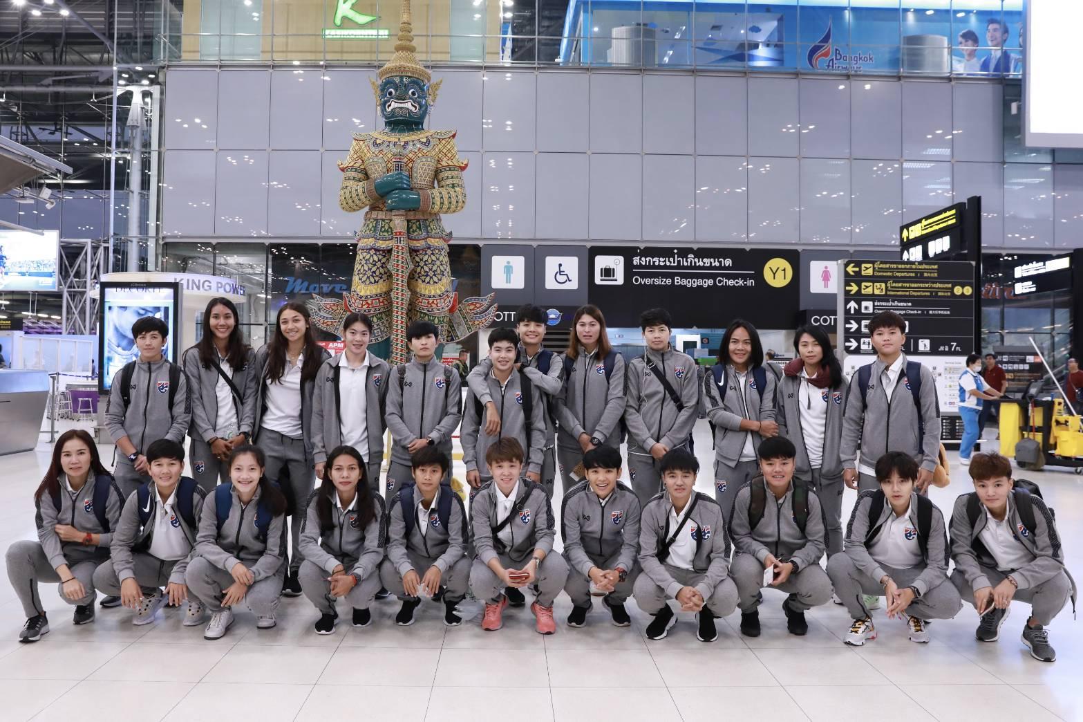 ซีเกมส์2019 ทีมฟุตบอลหญิงทีมชาติไทย