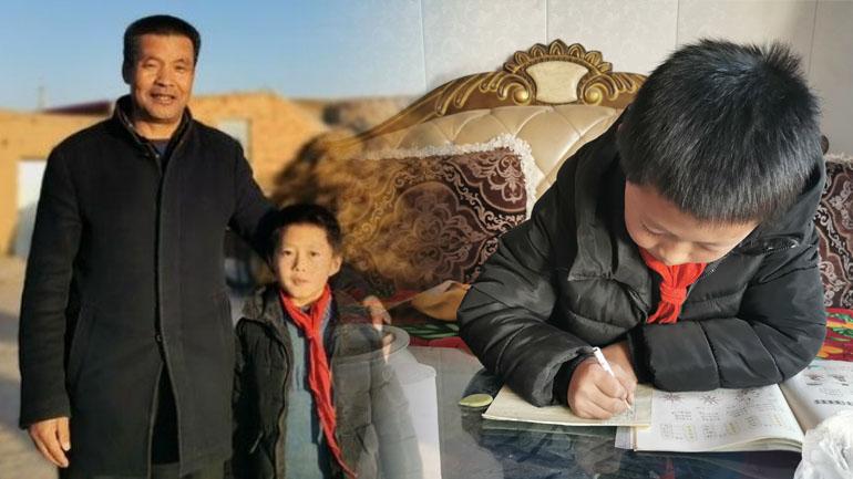 โรงเรียนบนเขาในจีน