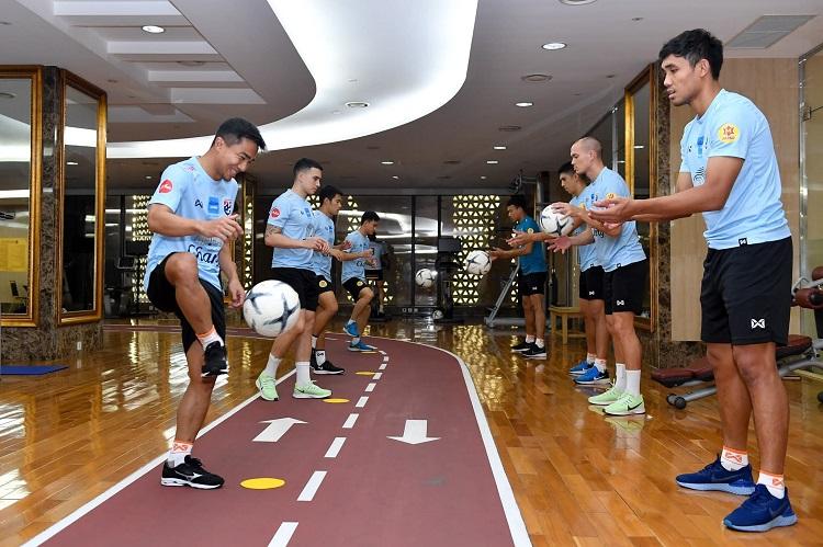 ทีมชาติไทยคัดบอลโลก2022