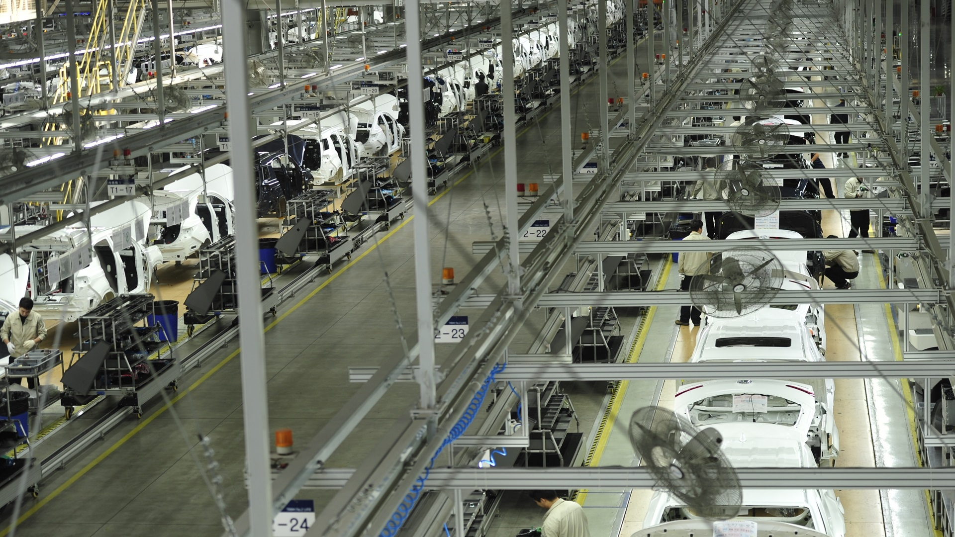 ฐานการผลิตรถยนต์ ฮุนได