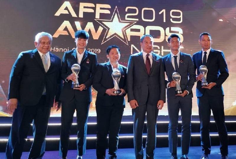 สมาคมกีฬาฟุตบอลแห่งประเทศไทย เอเอฟเอฟ อวอร์ด2019
