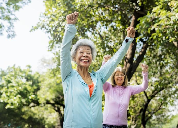 กล้ามเนื้อ กล้ามเนื้อเสื่อม ดูแลกล้ามเนื้อ ดูแลสุขภาพสูงวัย มวลกล้ามเนื้อ วัย40 วัย50 สูญเสียมวลกล้ามเนื้อ