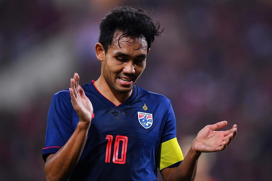 ทีมชาติไทยคัดบอลโลก2022 ธีรศิลป์ แดงดา
