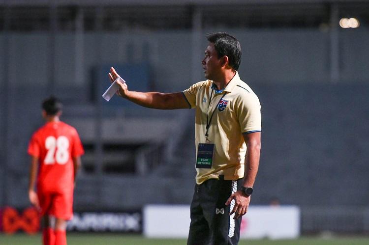 ทีมชาติไทยชุดซีเกมส์2019 ธชตวัน ศรีปาน