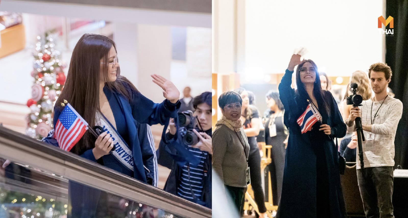 Miss Universe 2019 Miss Universe Thailand Miss Universe Thailand 2019 Miss-Universe ฟ้าใส ปวีณสุดา มิสยูนิเวิร์ส มิสยูนิเวิร์ส 2019 มิสยูนิเวิร์สไทยแลนด์ มิสยูนิเวิร์สไทยแลนด์ 2019