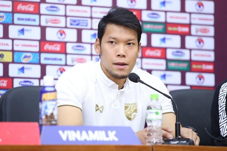 กวินทร์ ธรรมสัจจานันท์ ทีมชาติไทยคัดบอลโลก2022