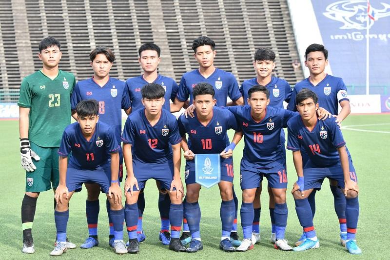 ทีม19ปีทีมชาติไทย