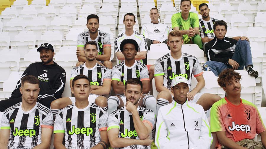 adidas adidas Football football Juventus Palace Skateboards Skateboards ฟุตบอล สตรีทแวร์ สปอร์ตแวร อาดิดาส เครื่องแต่งกาย แฟชั่น