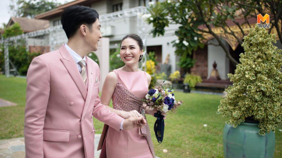 ชุดเจ้าสาว เก๋ ณัฐวรรณ ชุดแต่งงาน ชุดแต่งงานไทย ชุดไทย หนึ่ง ETC หนึ่ง ETC แต่งงาน เก๋ ณัฐวรรณ