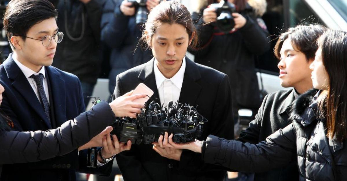 ข่มขืน ข่าวสดวันนี้ จอง จุนยอง