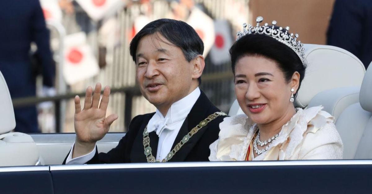 ข่าวสดวันนี้ จักรพรรดิญี่ปุ่น พระราชพิธี