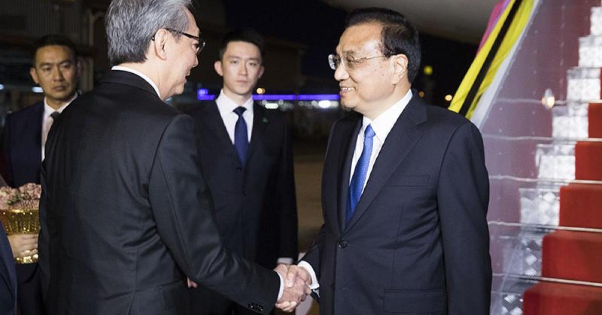ข่าวสดวันนี้ ความสัมพันธ์ไทยจีน หลี่ เค่อเฉียง