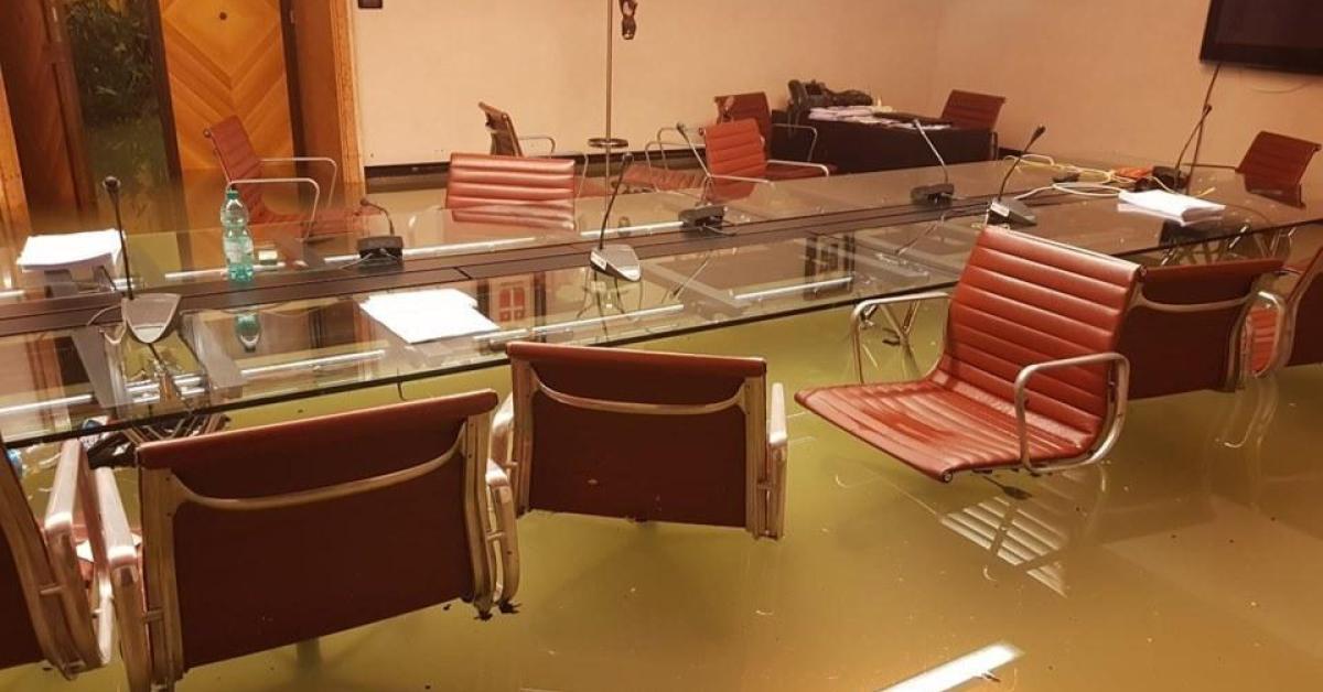 ข่าวสดวันนี้ น้ำท่วมเวนิส อิตาลี