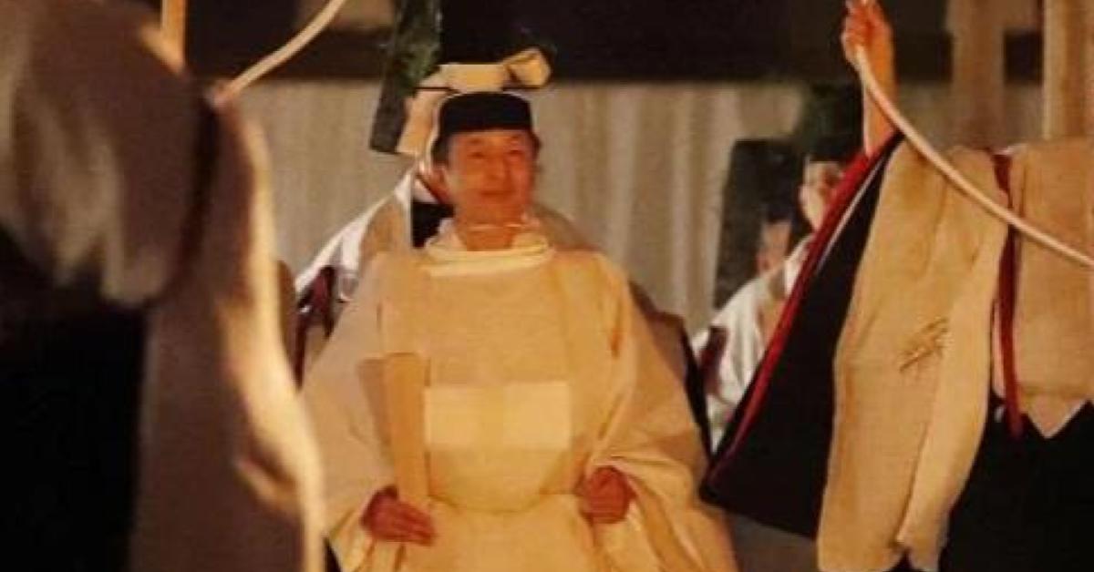 ข่าวสดวันนี้ ญี่ปุ่น พระราชพิธีบรมราชาภิเษก ไดโจไซ