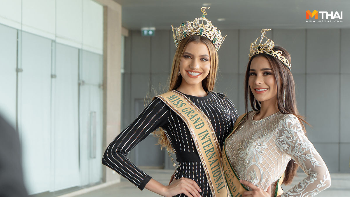 Miss Grand International Miss Grand International 2019 ประกวดนางงาม มิสแกรนด์อินเตอร์เนชั่นแนล โกโก้ อารยะ