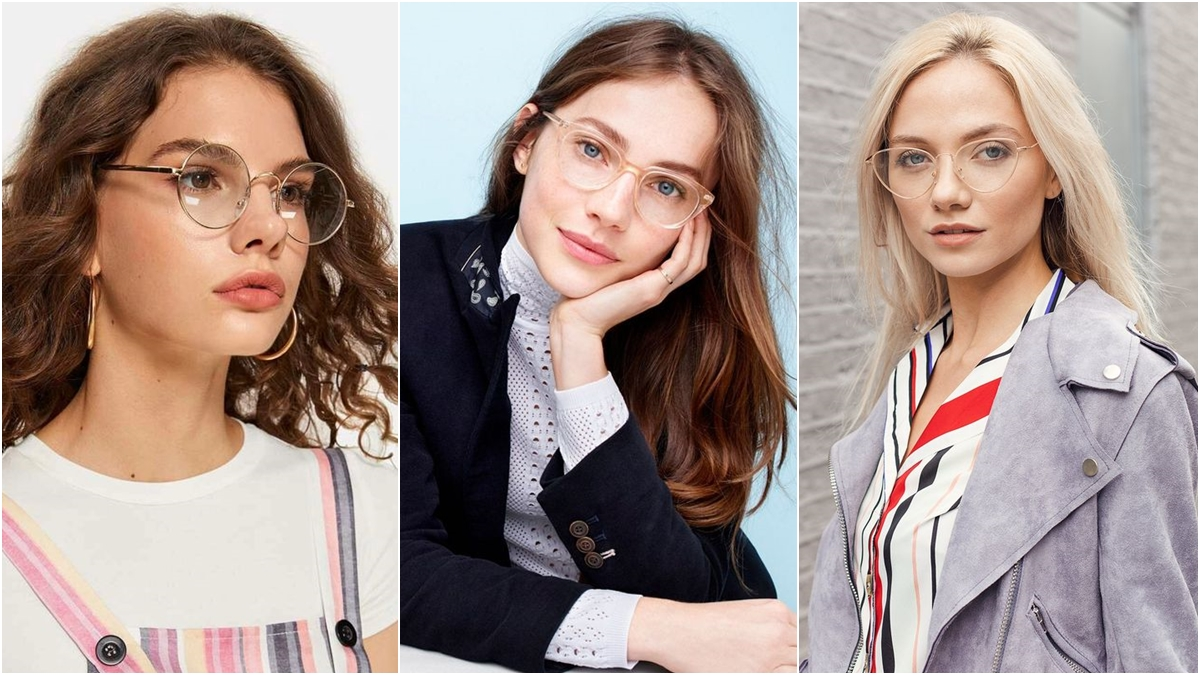 เลือกแว่นตา เลือกแว่นให้เหมาะกับรูปหน้า แว่นตา