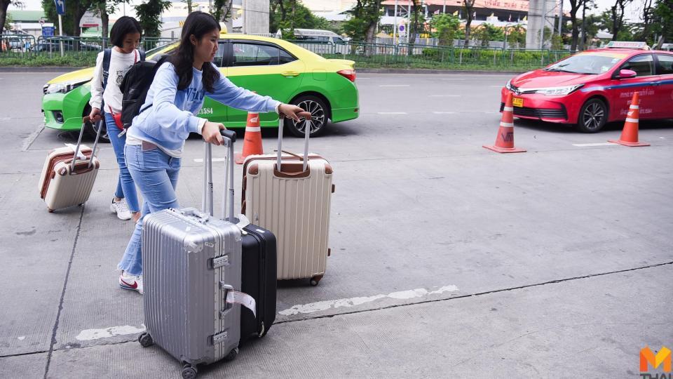 กระเป๋าเดินทาง แท็กซี่