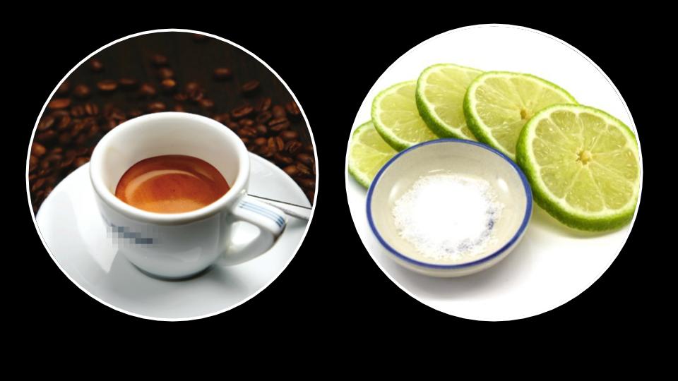 กาแฟใส่เนย มะนาวเกลือ ลดน้ำหนัก