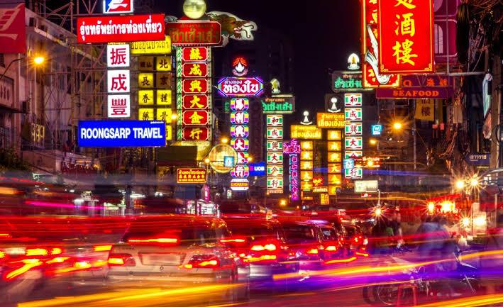 ข่าวสดวันนี้ ถนนคนเดิน ถนนคนเดินกรุงเทพมหานคร