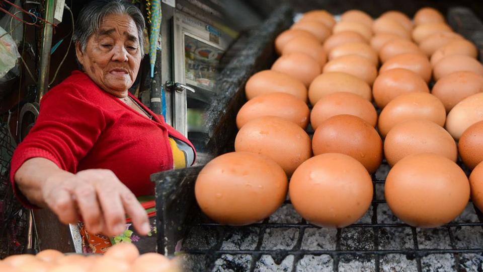 ขายไข่ปิ้ง ยายขายไข่ปิ้ง